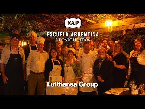 Escuela Argentina de Parrilleros - Lufthansa Group