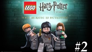 Lego Harry Potter Years 1-4 #2 WHY GIRLS GO TO THE BATHROOM IN GROUPS