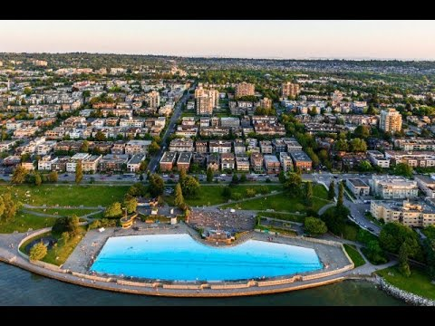 Project for city of vancouver kitsilano pool change room pro torch roofing vancouver youtube for City of vancouver swimming pools