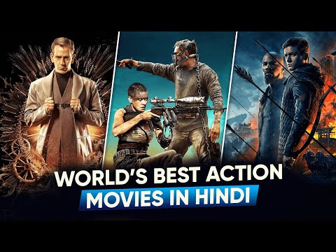 TOP: 10 Best Action Movies in Hindi | Best Action Fight Movies in Hindi | Movies bolt