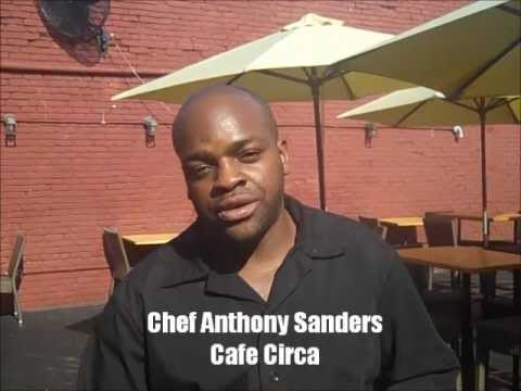 Downtown Atlanta Restaurant Week 2012 - Chef Anthony Sanders Of Cafe Circa
