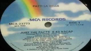 "PATTI LABELLE & IRA NEWBORN - ""JUST THE FACTS""  [CD QUALITY]"