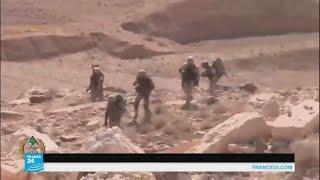 حزب الله يتمكن من استعادة السيطرة على 87 كلم في القلمون الغربي