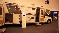 An RV from Germany : LMC Cruiser Comfort T732
