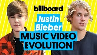Justin Bieber Music Video Evolution: 'One Time' to 'Friends' | Billboard