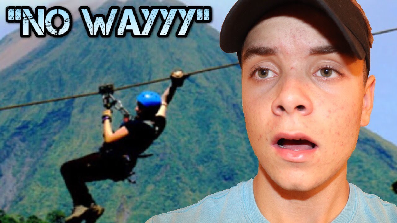 10 Rides People Have Actually Died From! REACTION!