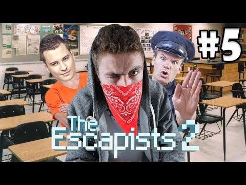 JE VOLE TOUT LE MONDE !! The escapist 2