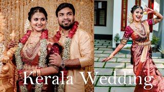 Kerala Hindu Wedding 2021 | Rijin & Athira