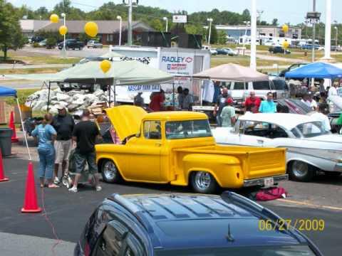 Radley Chevrolet  Car Show