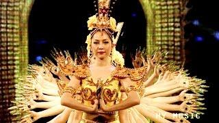 Bài múa THIÊN THỦ QUAN ÂM từng nổi tiếng nhất THẾ GIỚI