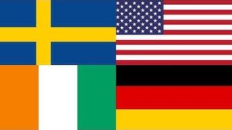 Tunnistatko näitä lippuja?