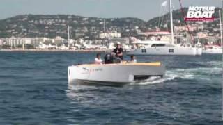 IGUANA 29, L'OPEN AMPHIBIE - Essai moteurboat.com