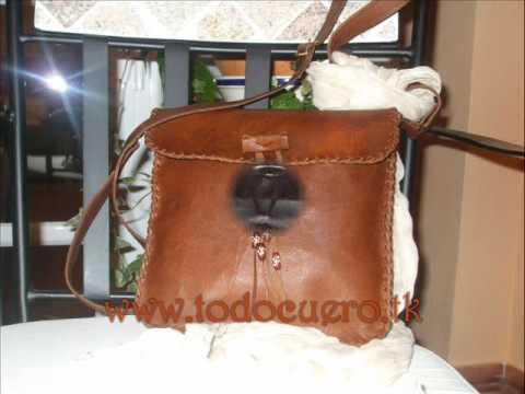 Artesan a en cuero complementos manuales hechos con cuero for Como hacer artesanias en casa