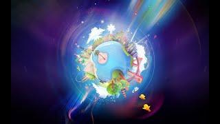 Познавательное развитие.  Земля - наш космический дом.