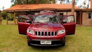 Jeep Compass Test Drive Impresiones de Manejo