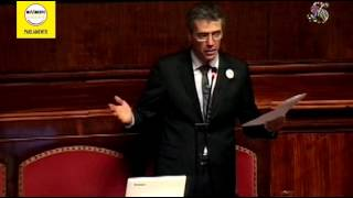 Milleproroghe, l'intervento di Gianni Girotto (M5S)
