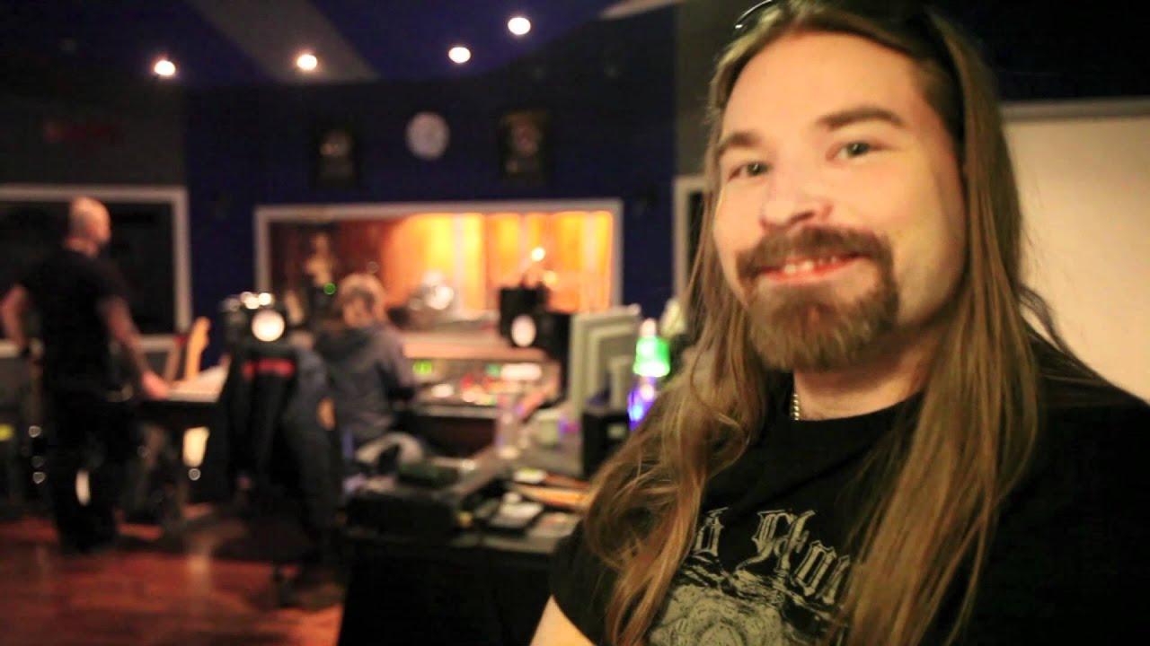 SABATON — Carolus Rex Studio Session #1 (OFFICIAL BEHIND THE SCENES)