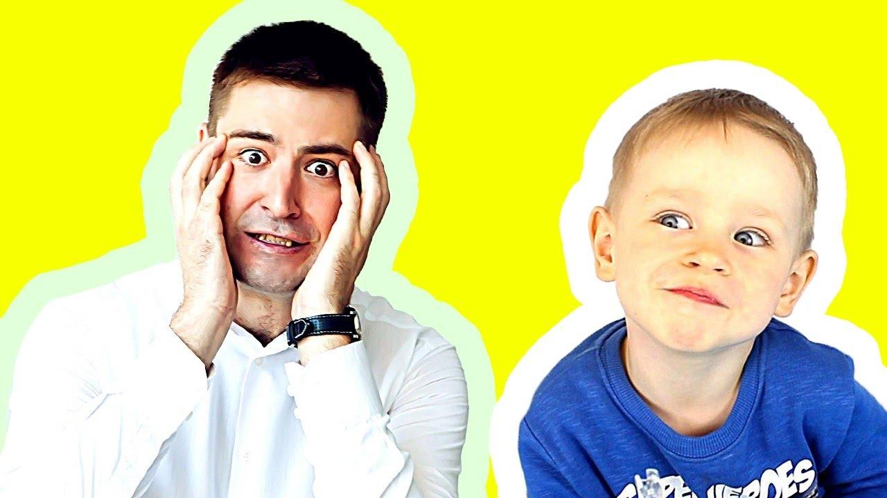 Секреты ВИДЕОБЛОГЕРОВ Что скрывают Родители маленького блогера Гриши? Детский ВЛОГ