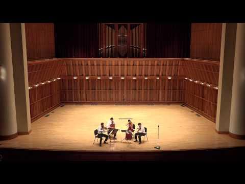 Telegraph Quartet - Sursa Hall - Kirchner Quartet No. 1