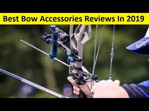 Best Bows 2020.Top 3 Best Bow Accessories Reviews In 2020 Youtube