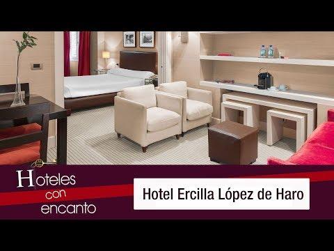 Hotel Ercilla López De Haro - Hoteles Con Encanto