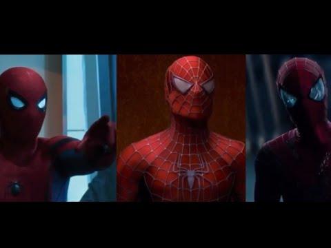 Spider-Man tribute-never say never Justin bieber