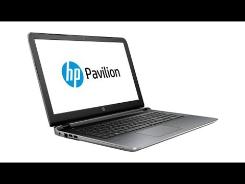 How to open HP Pavilion 15-ab032TX Laptop to clean the fan and upgrade the ram