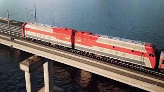 Мост Жизни им  св Луки Крымского