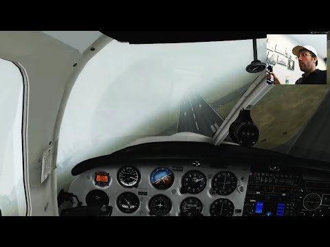 How to Survive VFR into IMC - Practical Flight Simulator Cha