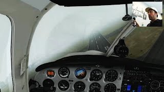How to Survive VFR into IMC - Practical Flight Simulator Challenge