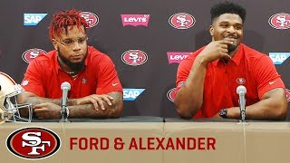 49ers Welcome Dee Ford & Kwon Alexander | 49ers Press Conference