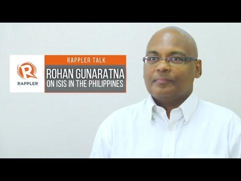 Rappler Talk: Rohan Gunaratna on ISIS in the Philippines