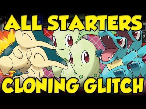 Does The All Gen 2 Starters Glitch / Gold Silver Cloning Glitch Still Work?