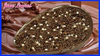 OVOS DE PÁSCOA RECHEIO LEITE NINHO E NUTELLA