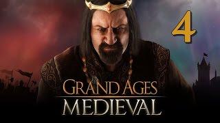 видео Прохождение Grand Ages Medieval