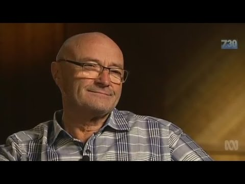 Phil Collins Interview 2015, NEW