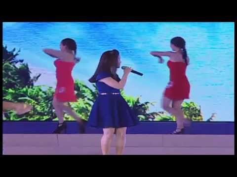 Festival Biển 2015 – Phố biển Nha Trang – Nhóm Mắt Ngọc