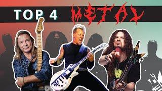 Ces groupes CULTES de METAL