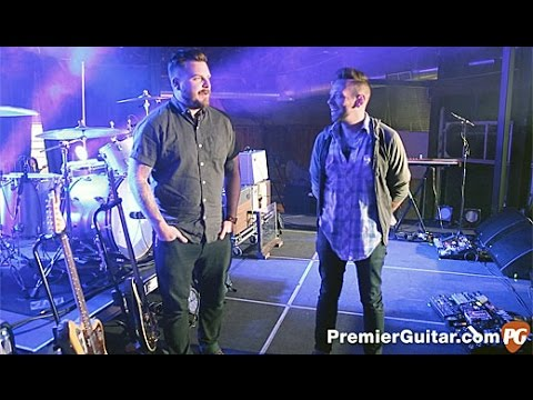 Rig Rundown - Thrice's Dustin Kensrue and Teppei Teranishi