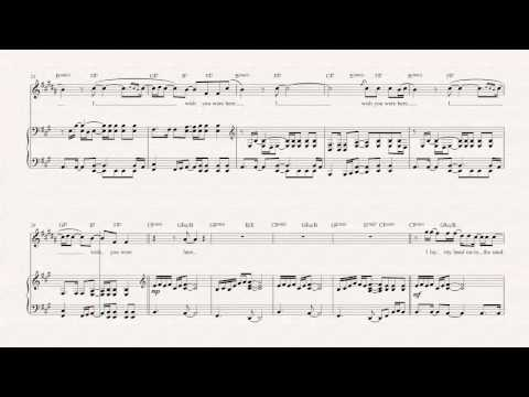 Tenor Sax - Wish You Were Here - Incubus -  Sheet Music, Chords, & Vocals