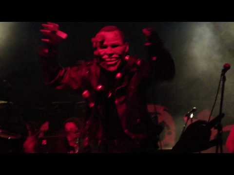 Austrian Death Machine - I Need Your Clothes, Your Boots, And Your Motorcycle (Live)