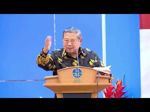 DIALOG KEBANGSAAN BERSAMA PRESIDEN RI KE-6 SUSILO BAMBANG YUDHOYONO