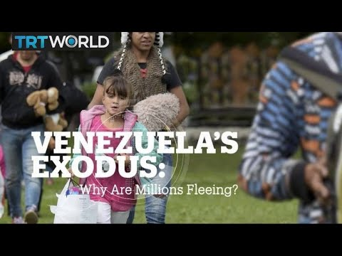 Venezuela: Why are millions fleeing?