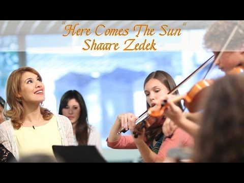Here Comes the Sun, Flash Mob at Shaare Zedek Medical Center, Jerusalem