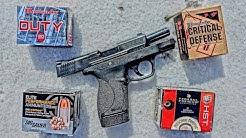 Best 45acp Carry Ammo?