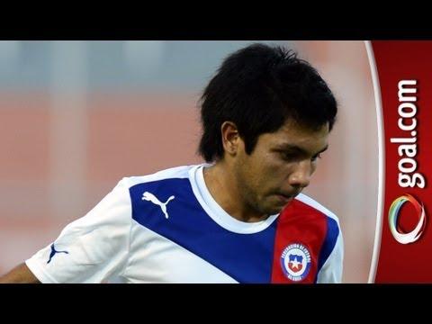 Chile star Diego Rojas   scores SUPER Goal