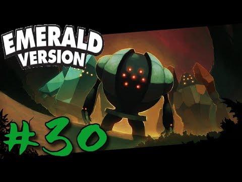 Pokemon: Emerald - Tam Çözüm#30 : Regirock, Registeel, Regice