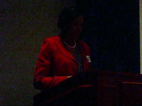 Teresa Younger Addresses Are We Post Racial@SCSU P...