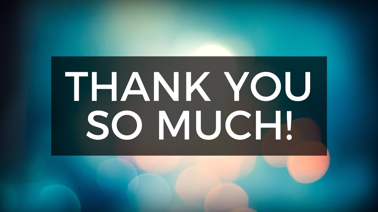 Thank you so much for everything! - Weekend Update - YouTube