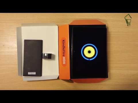"""Kindle Fire HDX 7"""" Tablet Unboxing and Review In Pakistan"""